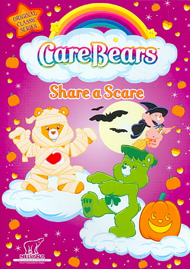 CARE BEARS:BEARS SHARE A SCARE BY CARE BEARS (DVD)